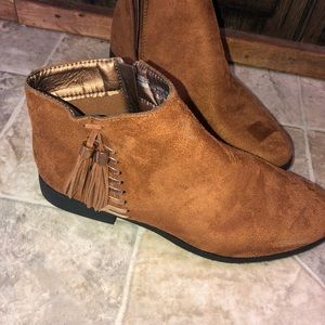 Shoes - Ankle Booties Brand New